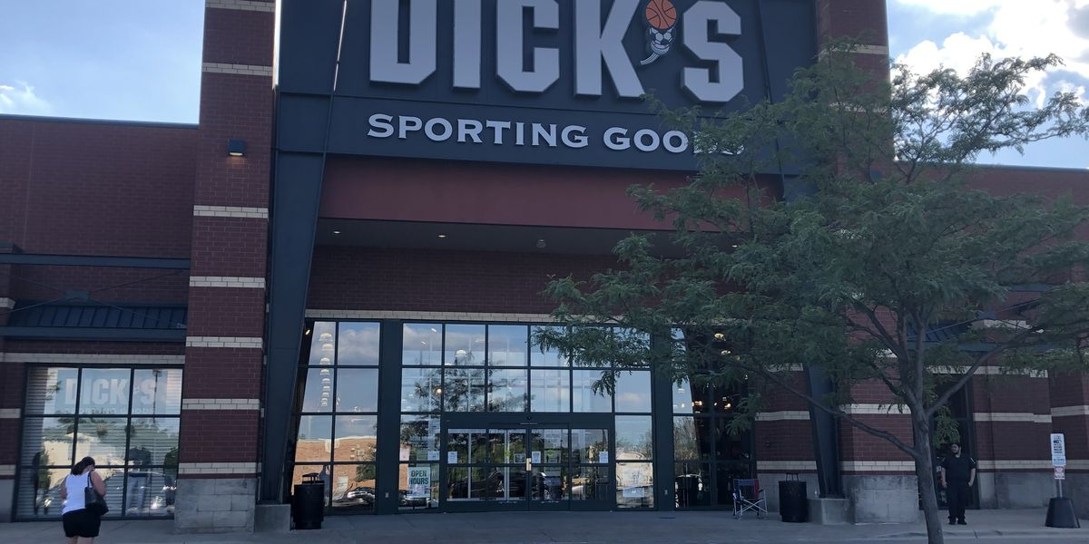Dick's employee fired after Black man says he was denied entry to Deerfield Twp. store