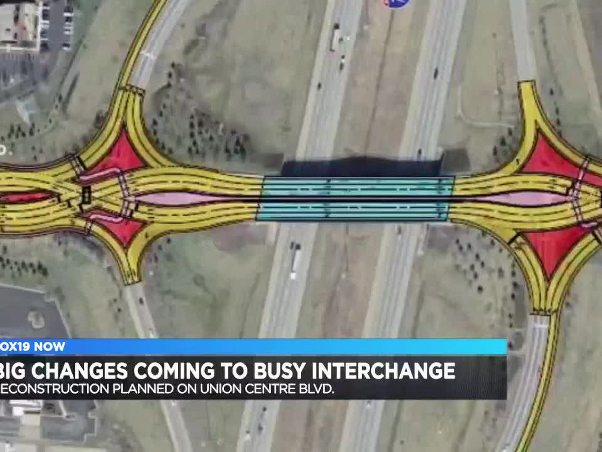 Union Centre interchange in West Chester to undergo massive transformation
