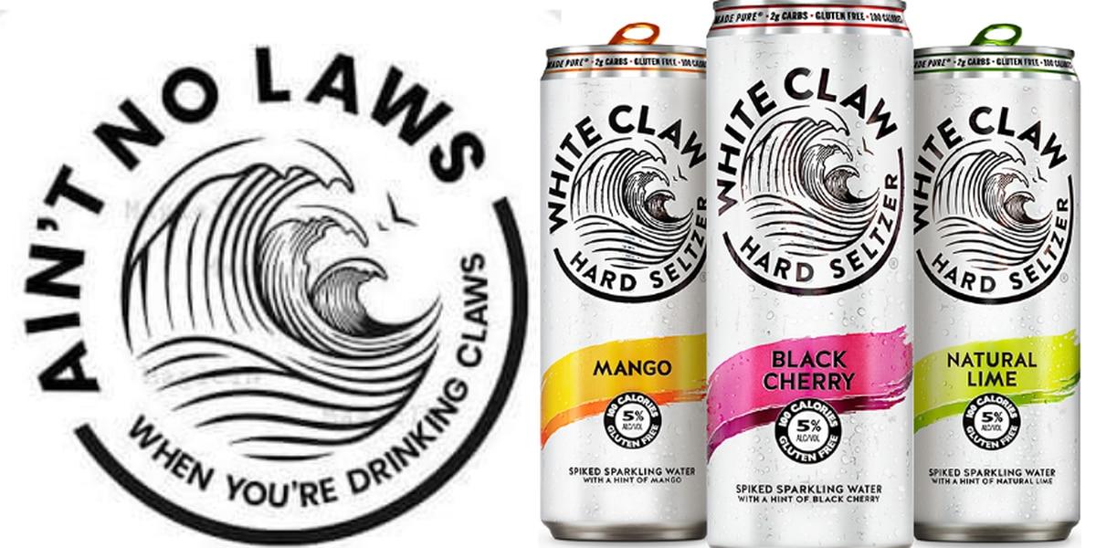 Despite popular phrase, Ohio police say there are still laws when drinking White Claws