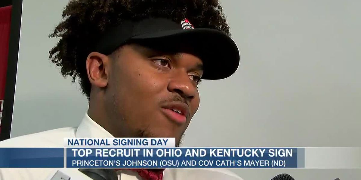 Top recruit in Ohio and Kentucky get spotlight on signing day