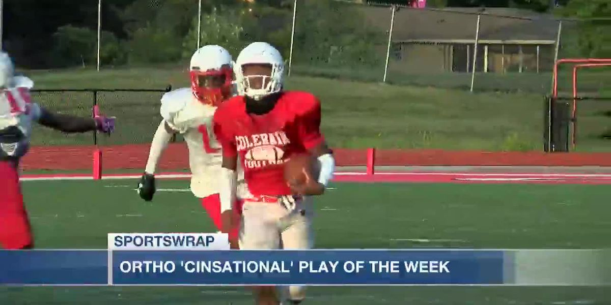 Colerain's Freddie Johnson wins Ortho 'Cinsational' Play of the Week