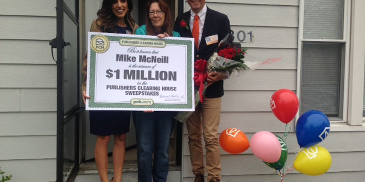 Euclid resident wins $1 million from Publishers Clearing House