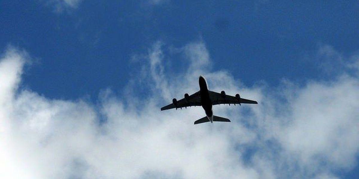 Rise in Thanksgiving air travel