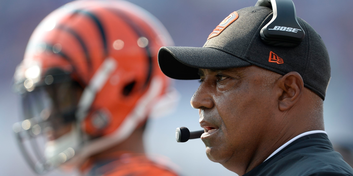 Report: Bengals head west to interview Rams assistants