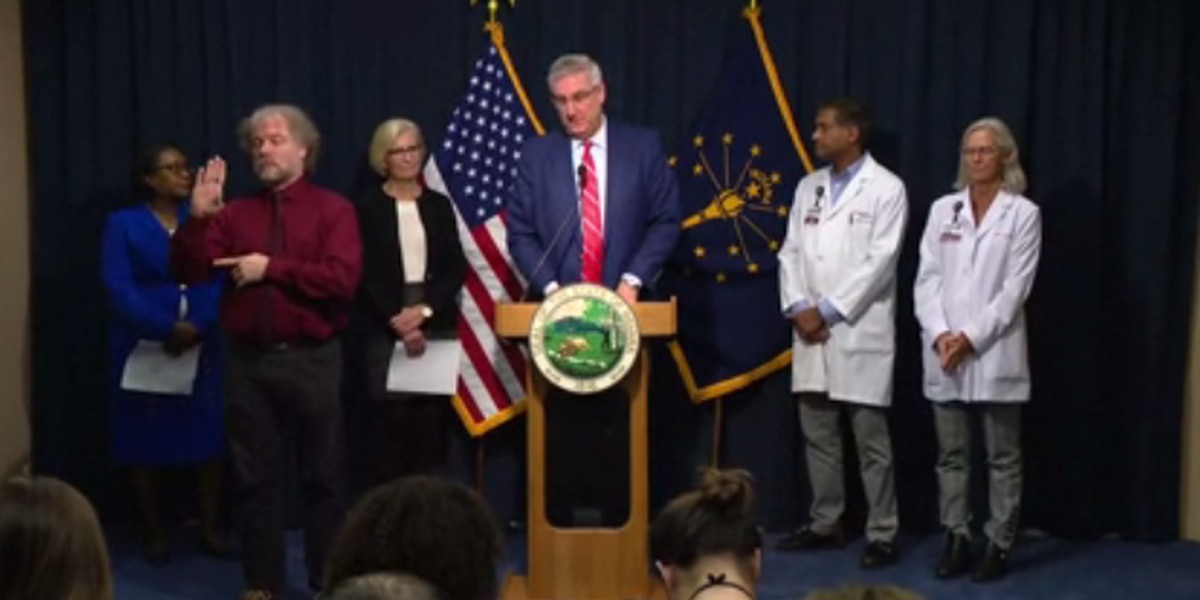 7 new deaths in Indiana, bringing state's total to 24