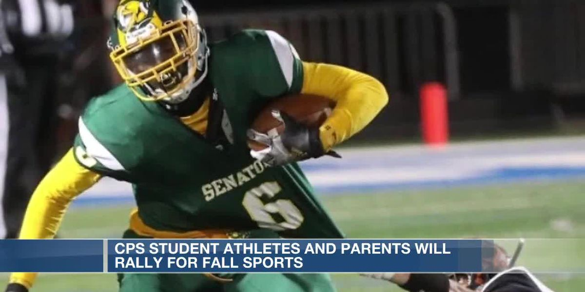 CPS student-athletes and parents to rally for fall sports