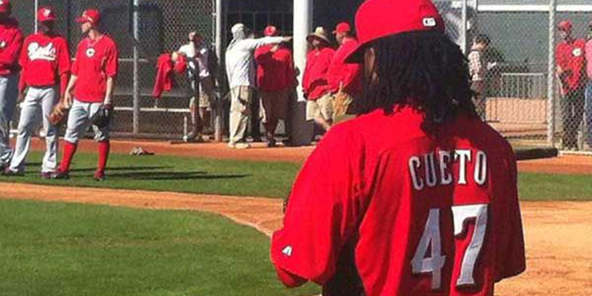 Chapman named to All-Star team, Cueto on final 5 ballot