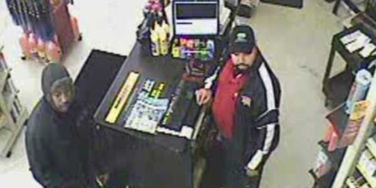 Police search for gunman in Advance Auto Parts robbery