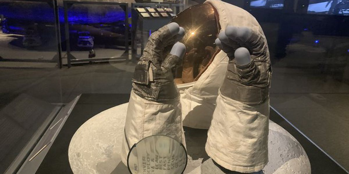 Destination Moon: Apollo 11 Mission now open at Cincinnati Museum Center