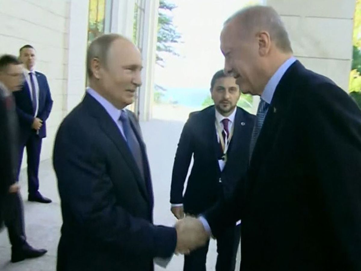 Russia, Turkey to share control of NE Syria