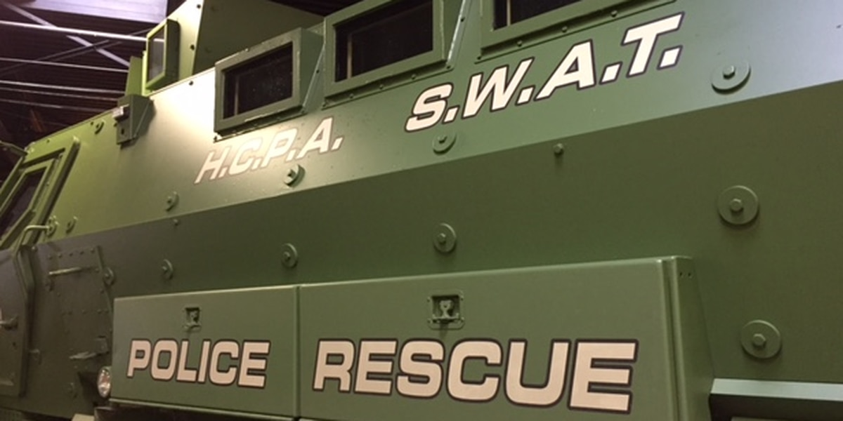 Hamilton Co sheriff disbands SWAT team, rejoins countywide one