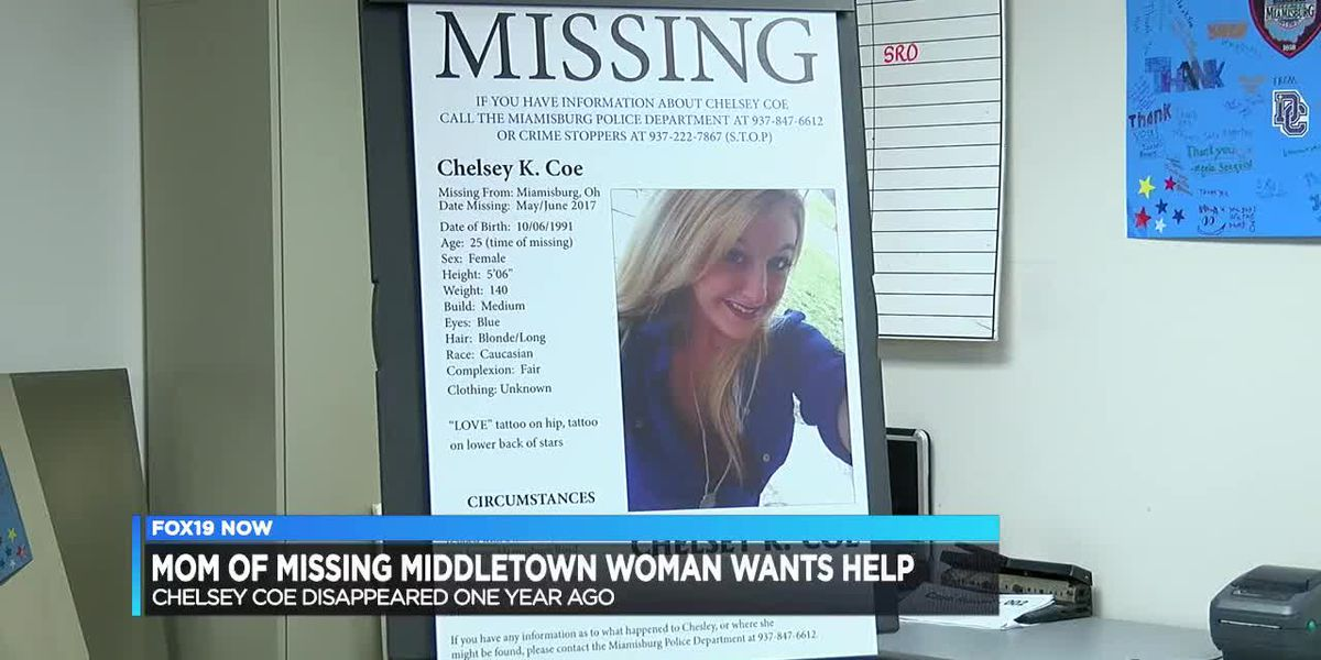 Mom of missing Middletown woman wants help