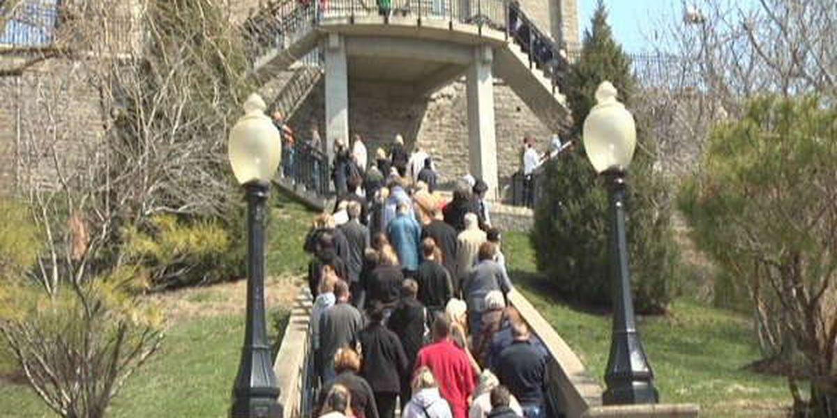 Praying the Steps returns to Mt. Adams