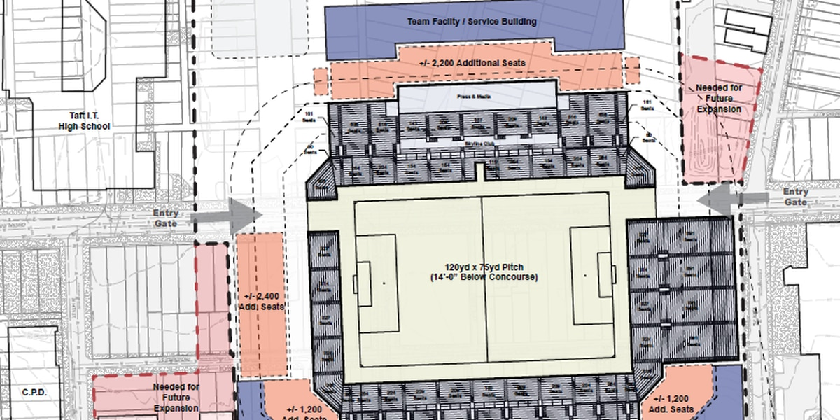 FC Cincinnati moves closer to getting permanent home