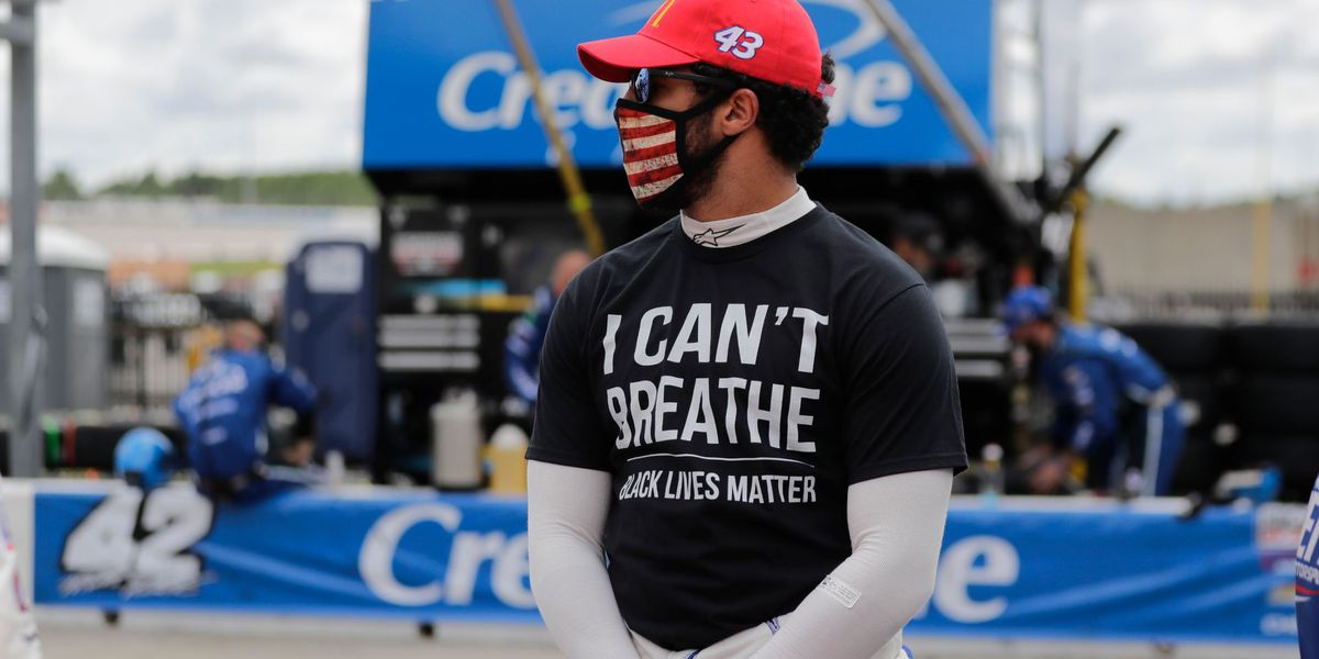 NASCAR releases statement on the confederate flag
