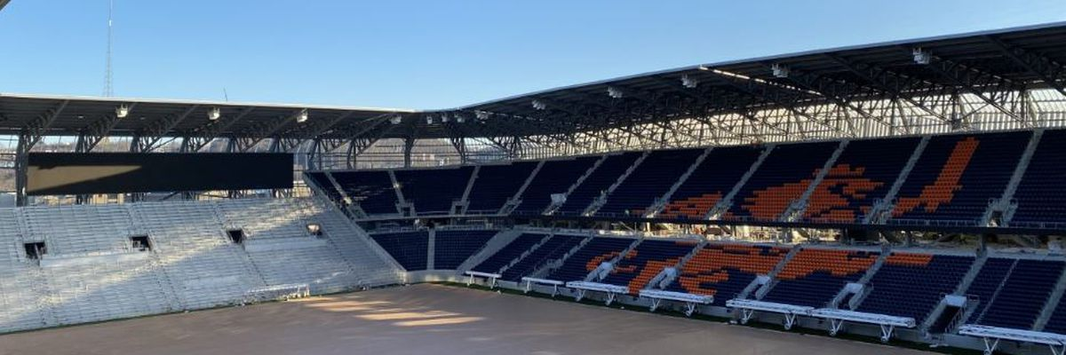 See inside the new West End FCC Stadium