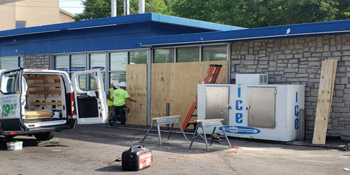 Gas station boarded up due to 'chronic nuisance activities', Cincinnati police say