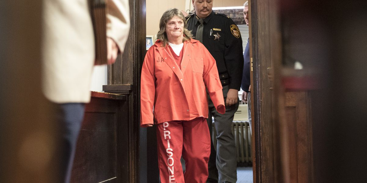 Second grandma charged in Pike Co. murder cover-up out of jail