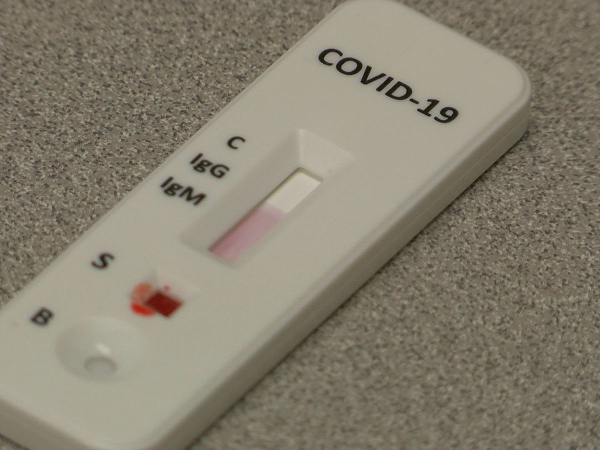 State asks for reports of possible inaccurate COVID-19 test results, data