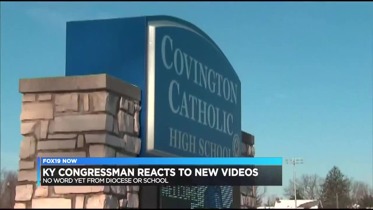 KY congressman reacts to new videos