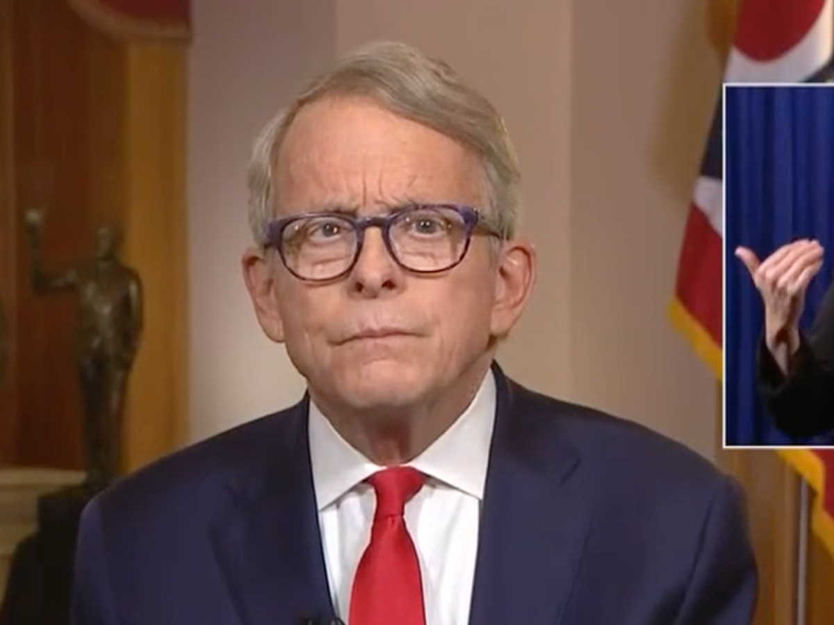 DeWine warns of critical weeks ahead: 'This is not a drill'