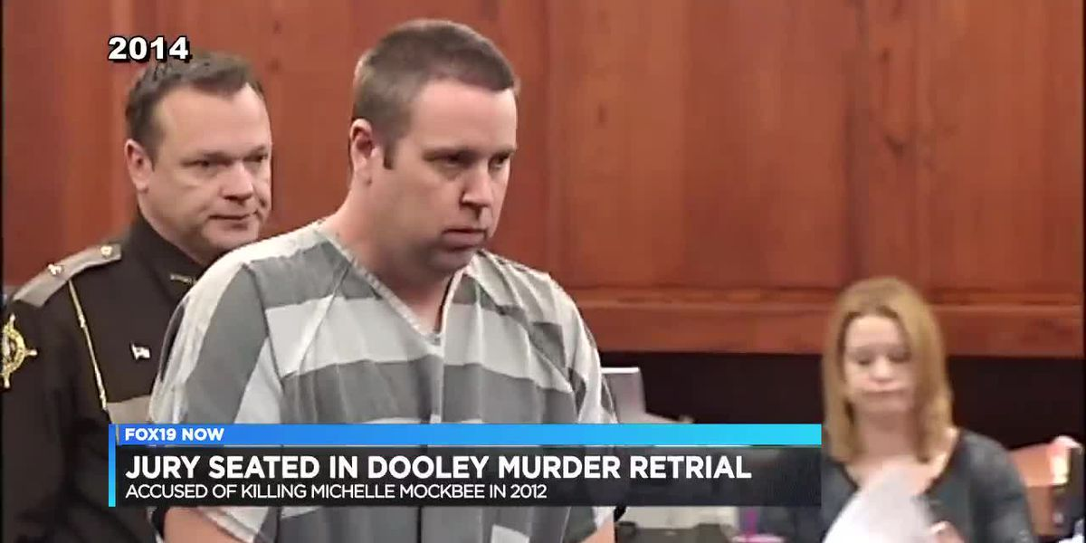 Jury seated in Dooley murder retrial