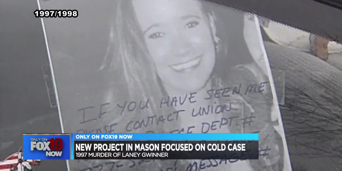 New project in Mason focused on cold case