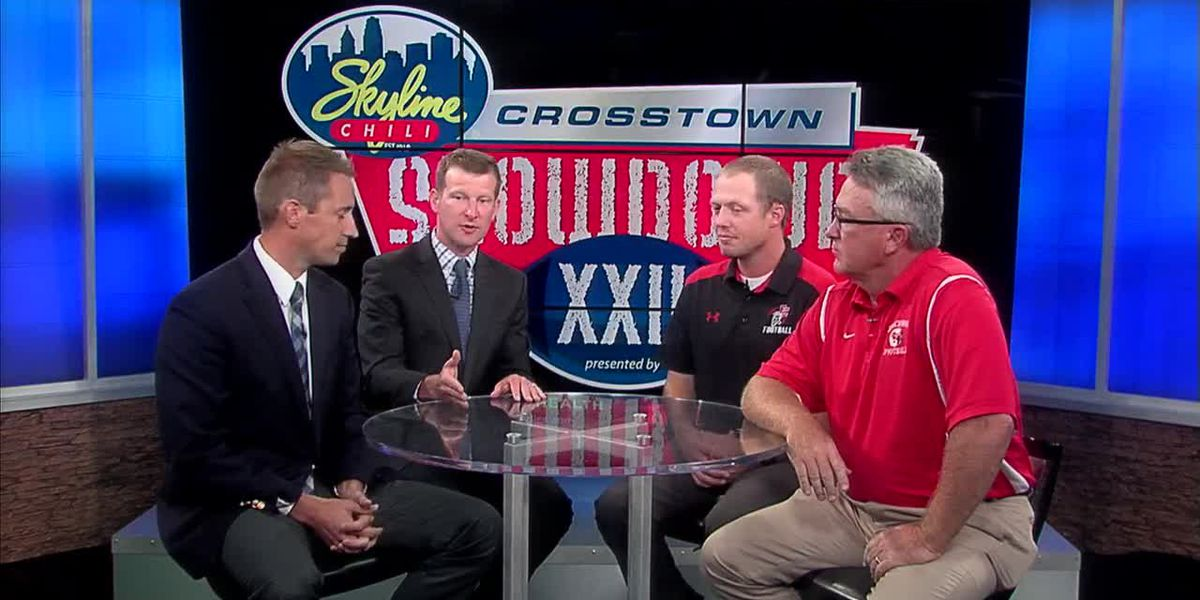 Skyline Chili Crosstown Showdown: Beechwood and East Central in studio