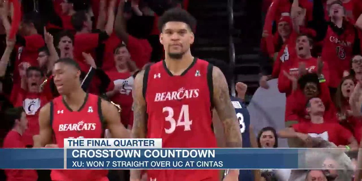 Crosstown Shootout: UC and Xavier ready to do battle