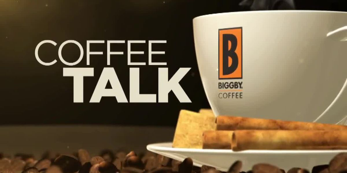 Coffee Talk Wednesday: Meterologists At Home