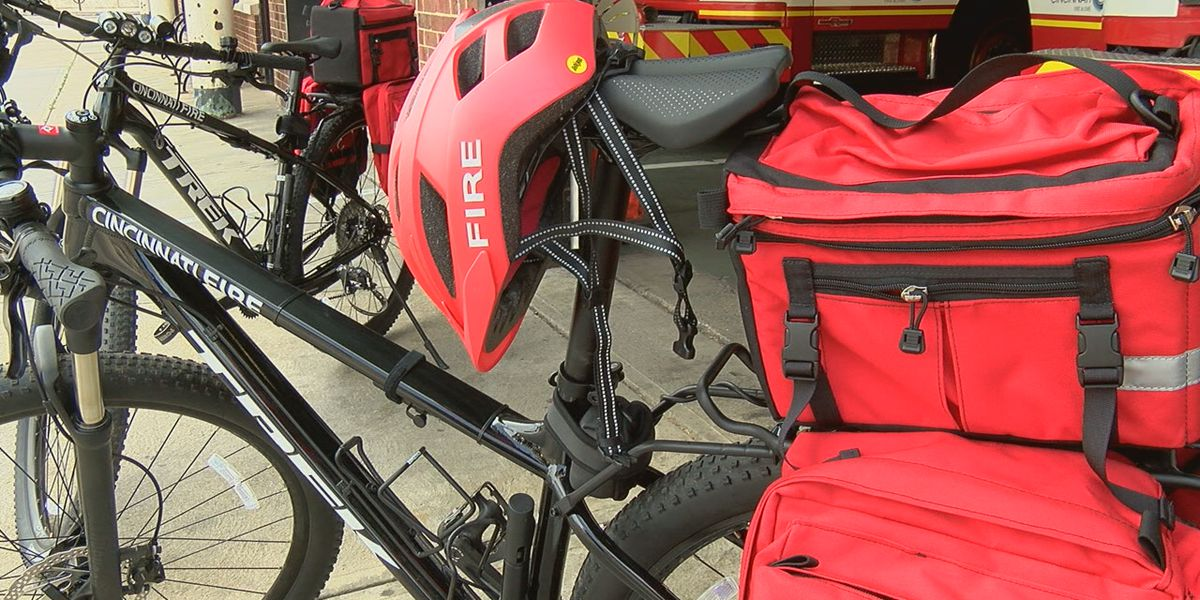 CFD rolls out EMS Mountain Bike Unit ahead of Riverfest