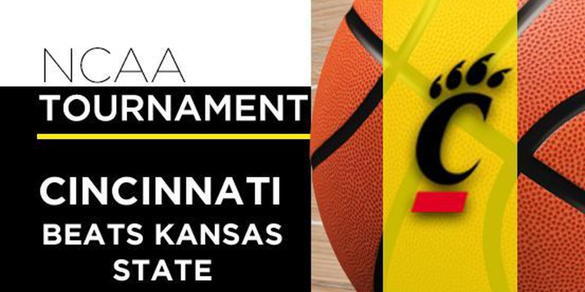UC takes a bite out of Kansas State 75 - 61