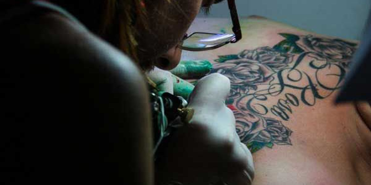 More getting tattoos, but there are risks