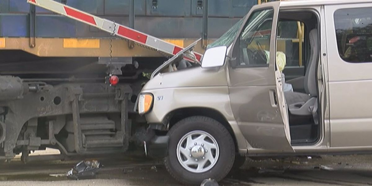 Church van driver charged in fatal Middletown crash