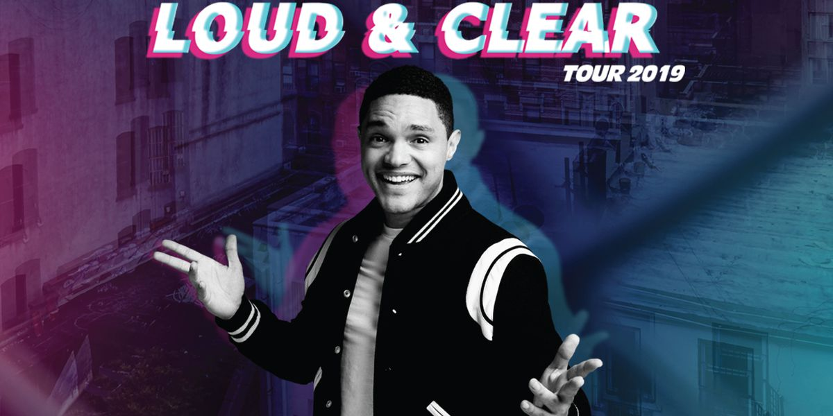 """The Daily Show's"" Trevor Noah coming to Cincinnati"