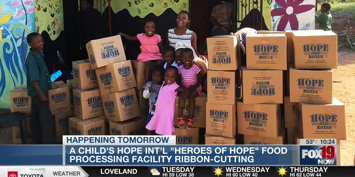 The Hope Factory™, A Child's Hope International