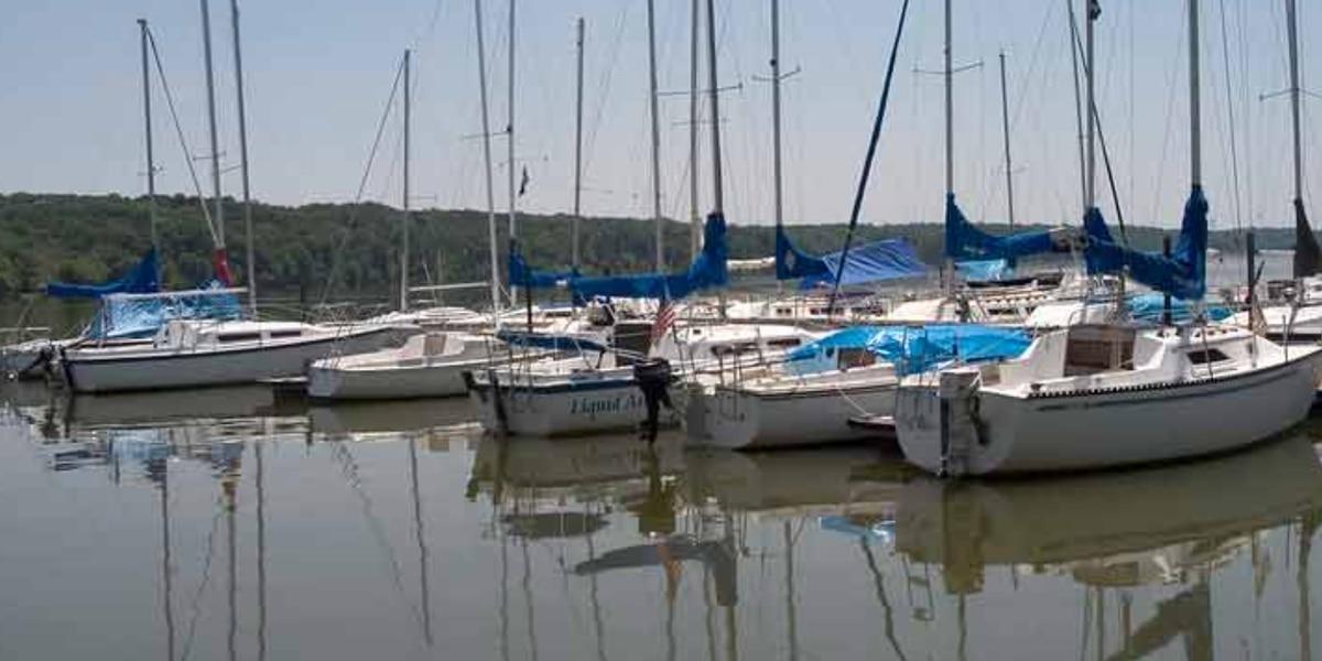 Kayaker found unresponsive in Hueston Woods marina, authorities say