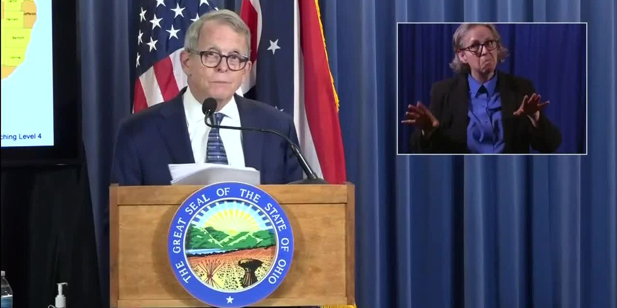 Ohio's COVID-19 curfew order will be extended, Gov. DeWine says