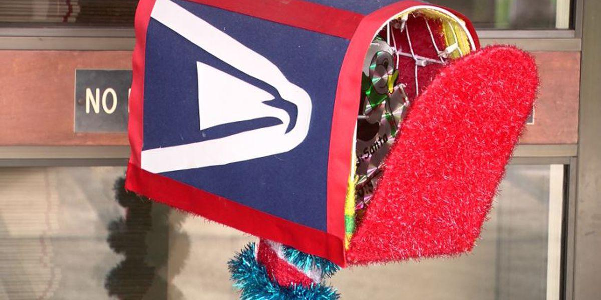 US Postal Service hiring more than 250 people for holiday season