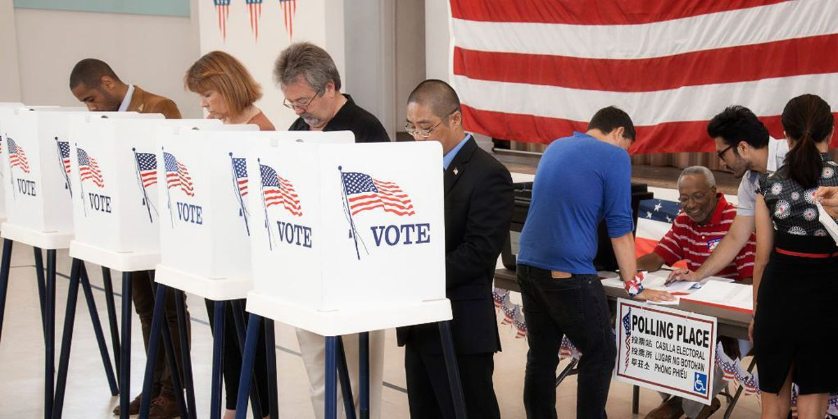 Does Ohio lag behind the world with ease of voting?