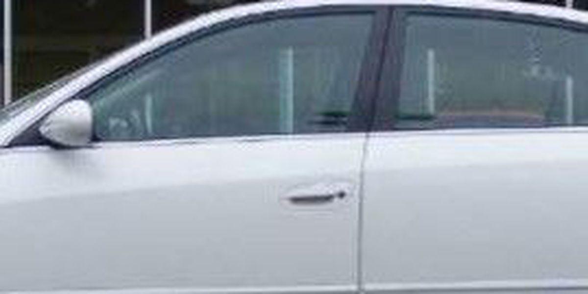 Police: Keys left inside vehicle that was stolen