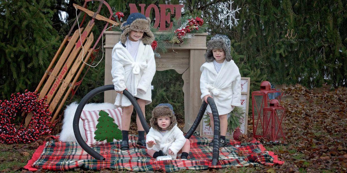 'You serious, Clark?': Cincinnati area photographer captures 'Christmas Vacation' themed photos