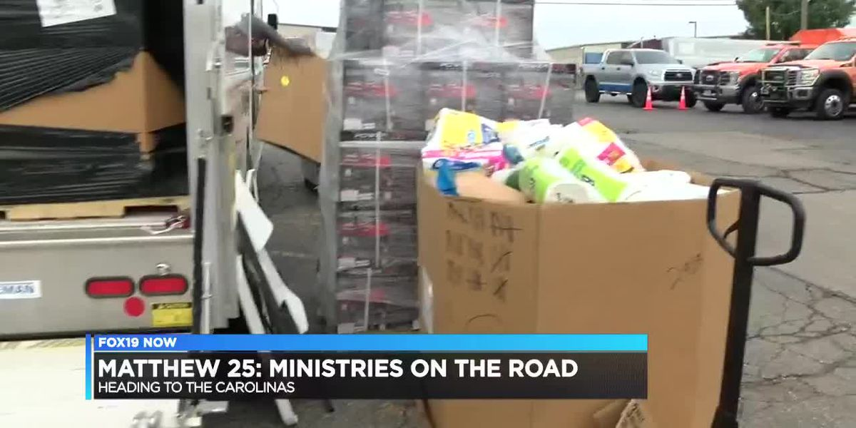 Matthew 25: Ministries on the road