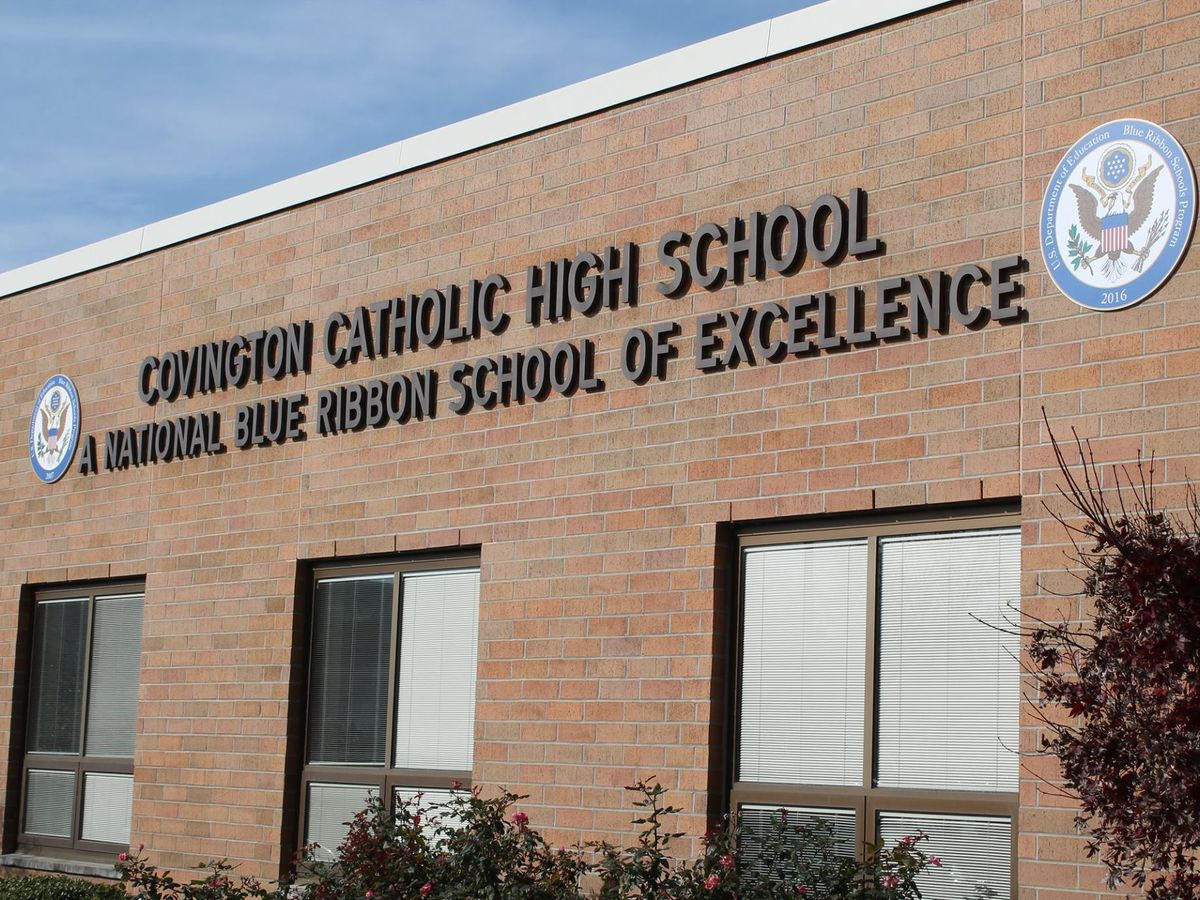 Covington Catholic High School to reopen Wednesday