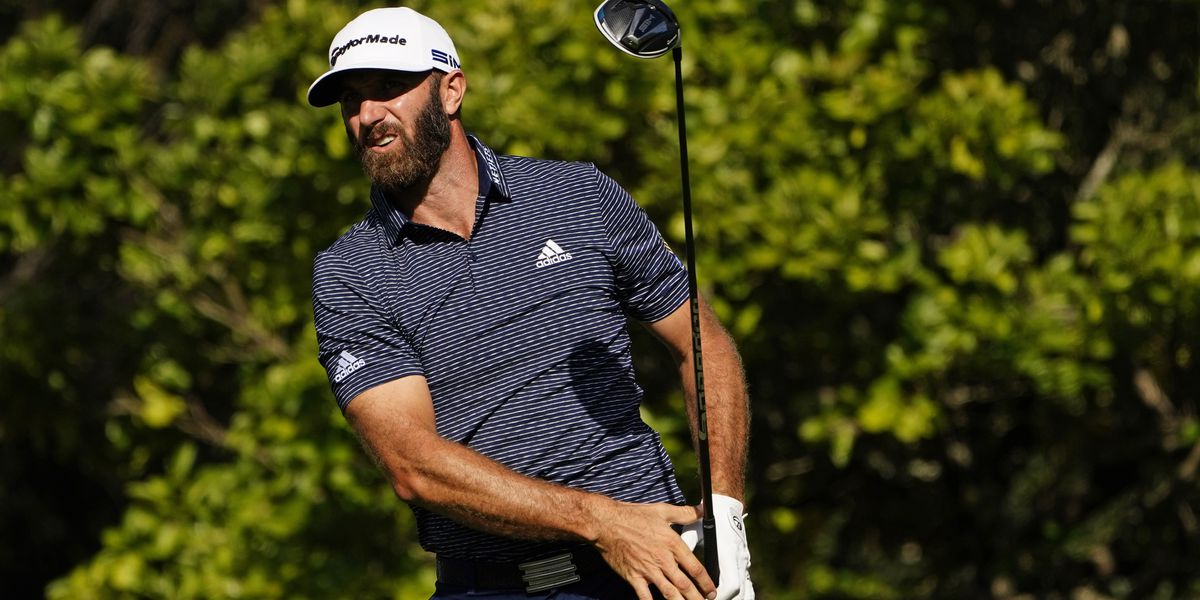Dustin Johnson coasts to 5-shot win and 1st Masters title