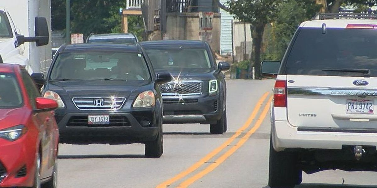 No front license plate required in Ohio starting July 1