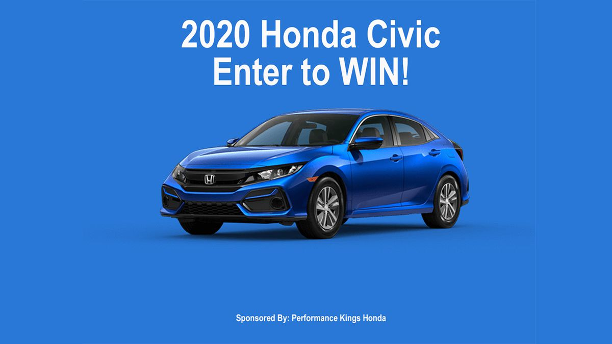 Enter for a chance to win !