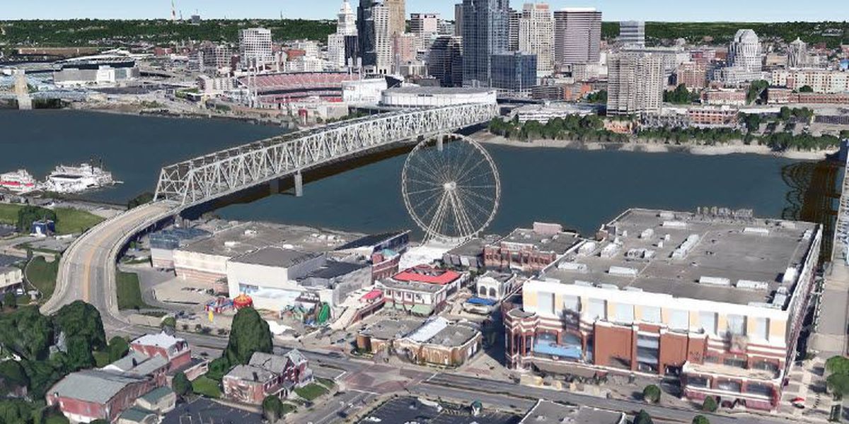 The giant Ferris wheel in Newport finally has an (approximate) opening date
