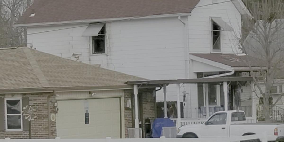 Man dead in Hamilton house fire, chief says