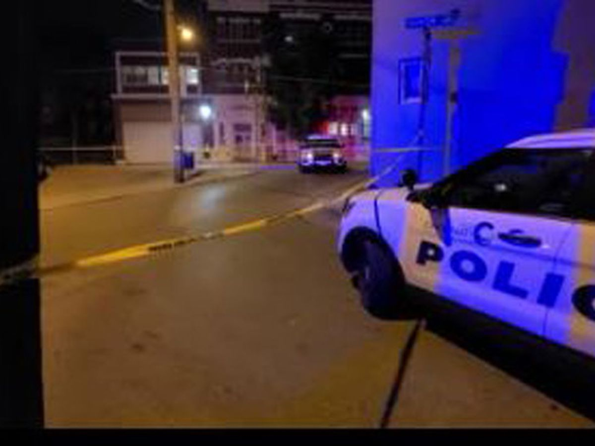 Person injured in West End shooting